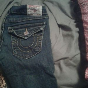 True religion jeans excellent new condition